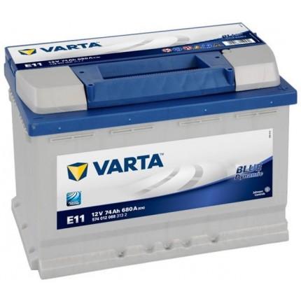 74 Ah VARTA BLUE