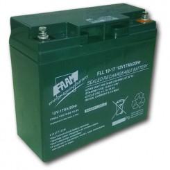 FAAM 12 V 17 Ah Battery