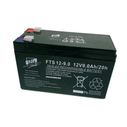 FAAM 12 V 9 Ah Battery