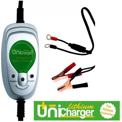 Uni charger LITIO Unibat Полнач за акумулатор